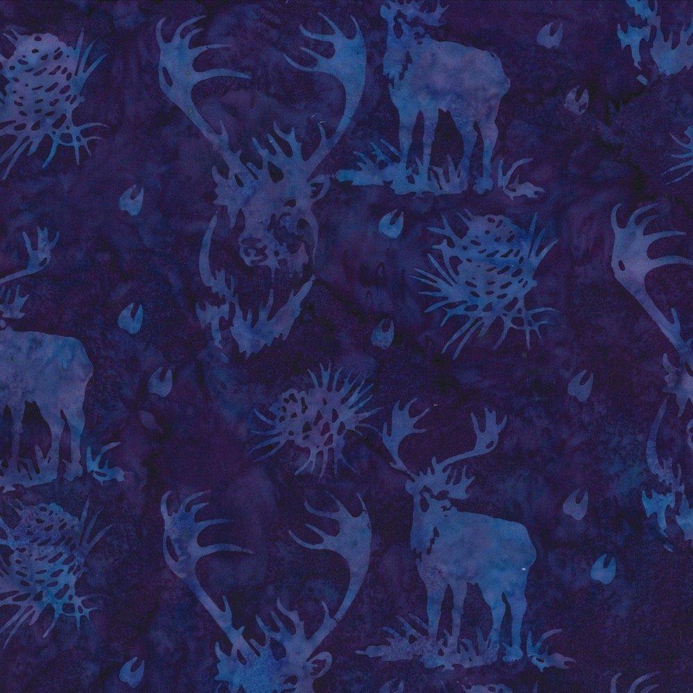 Batik-2912-Amethyst Caribou