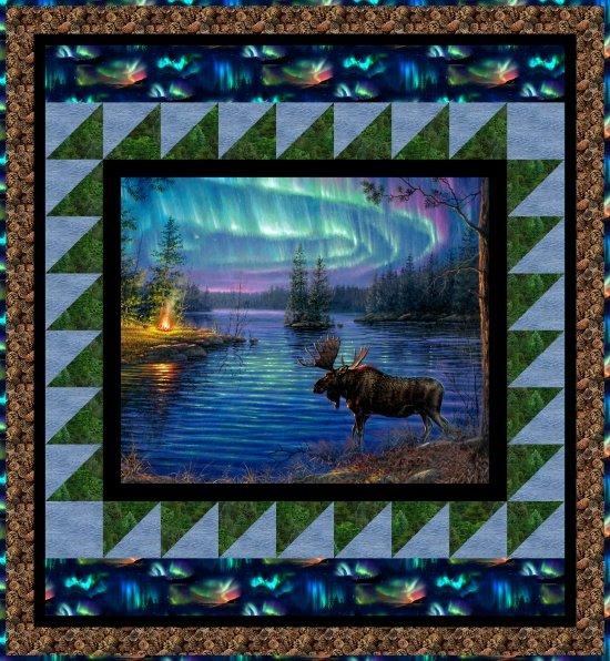 Northern Lights Moose Panel Kit