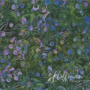 Batik-2986-Blueberries Berry