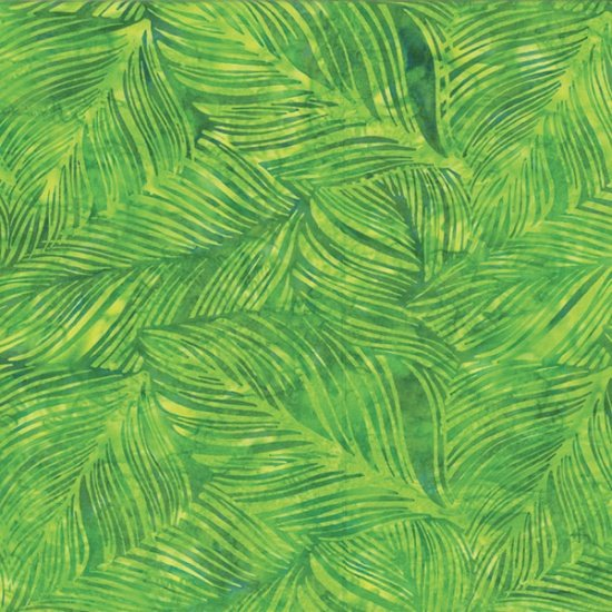 Batik-2138-Large Leaf Grass