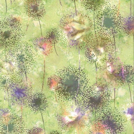 Batik-2151-Dandelions Meadow