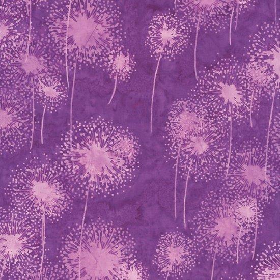 Batik-Q2151-Dandelions Crocus