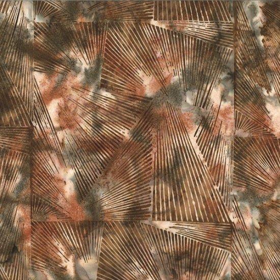 Batik-2155-Abstract Geode Woody