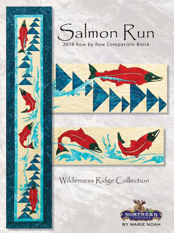 Laser-Salmon Run Wild Ridge Set