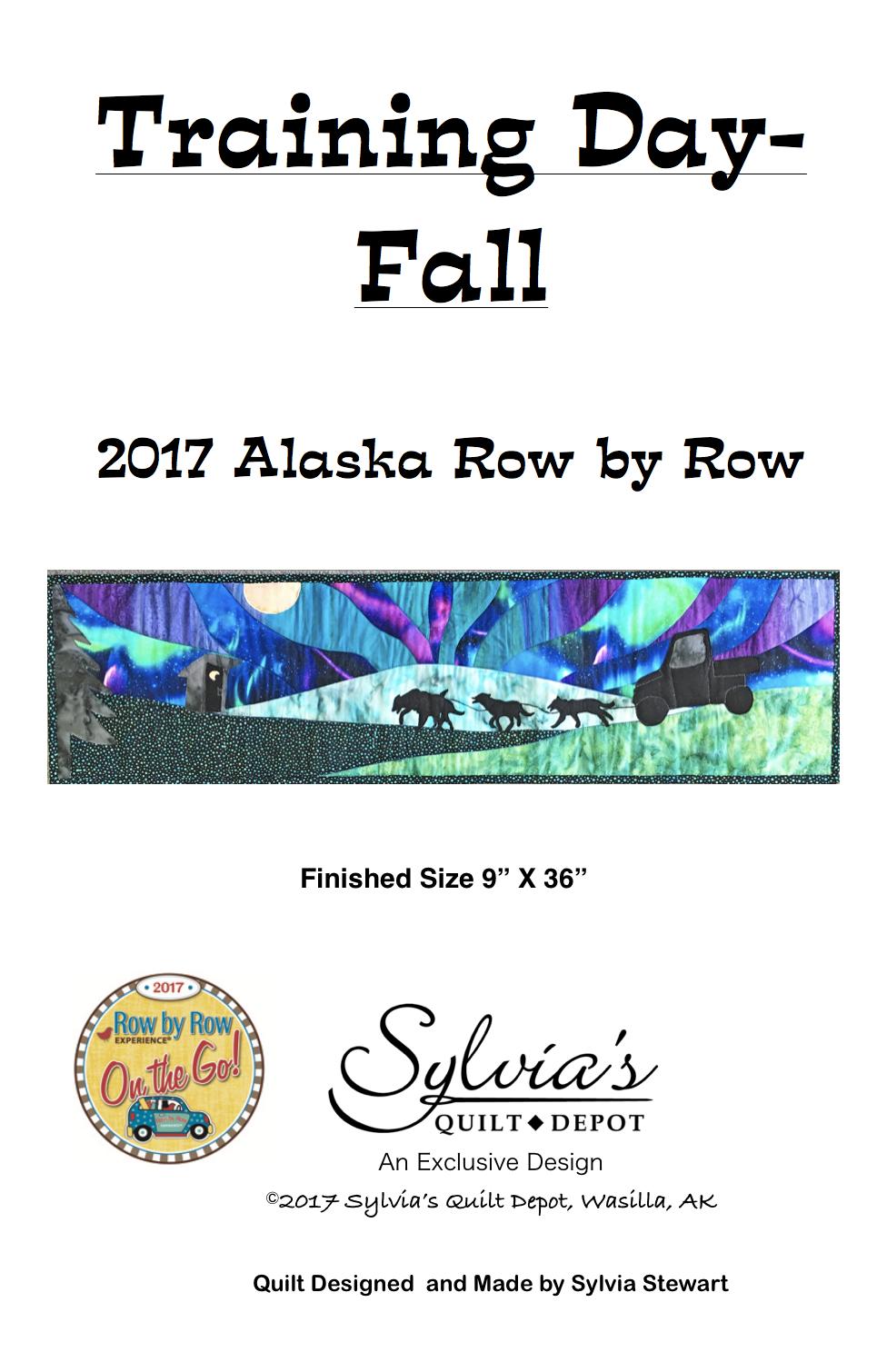 2017 Row x Row - Training Day Kit