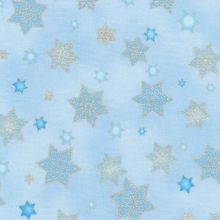Stars of Light-Lt Blue 55-289