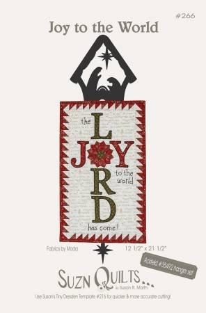 Joy to the World Ptrn