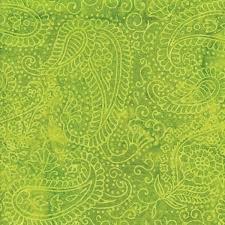 Batik-Paisley-Green 170