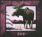 Moose 'n Spruce Pattern
