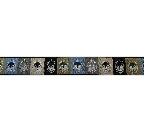 Ribbon-Winter Spirit Masks-7/8 Wide