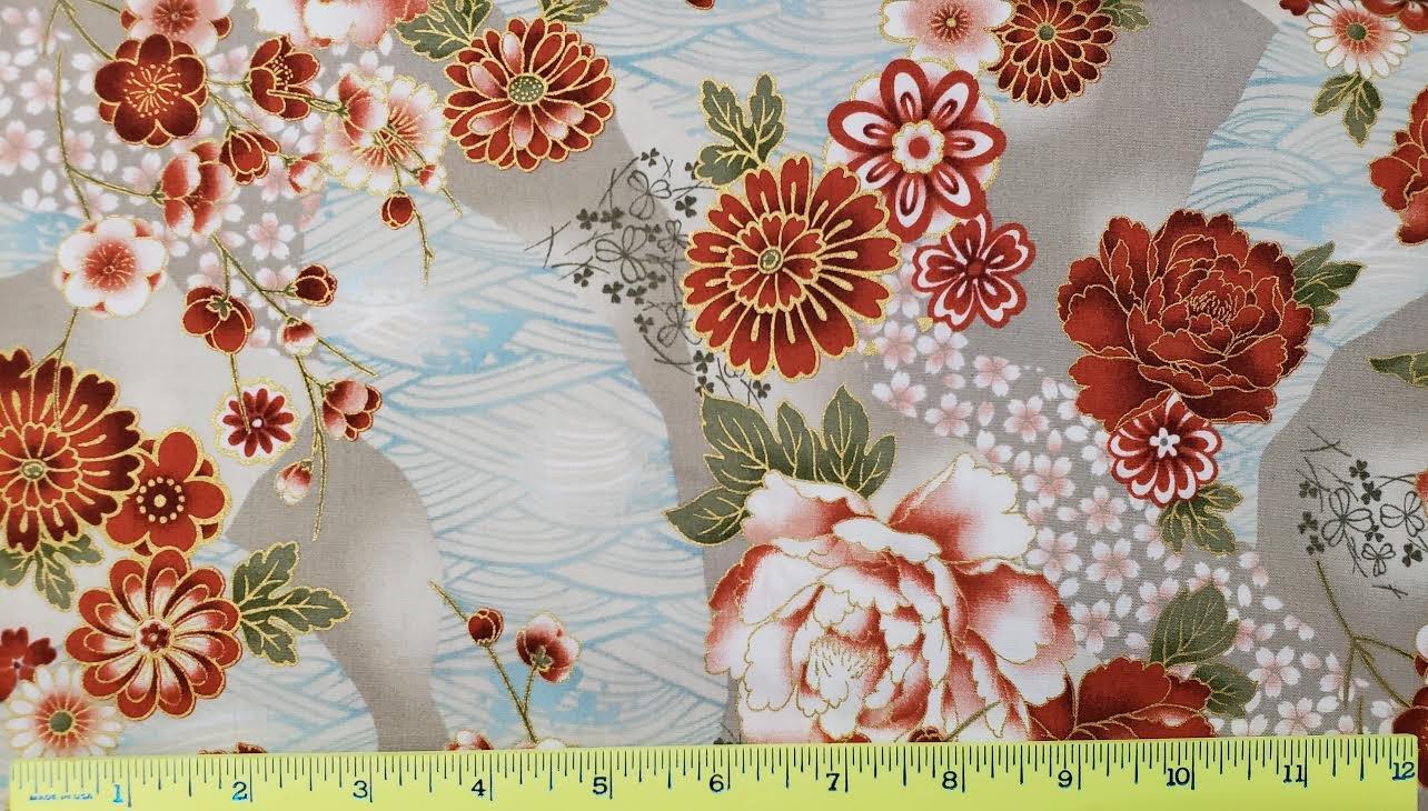 Multi Floral 10