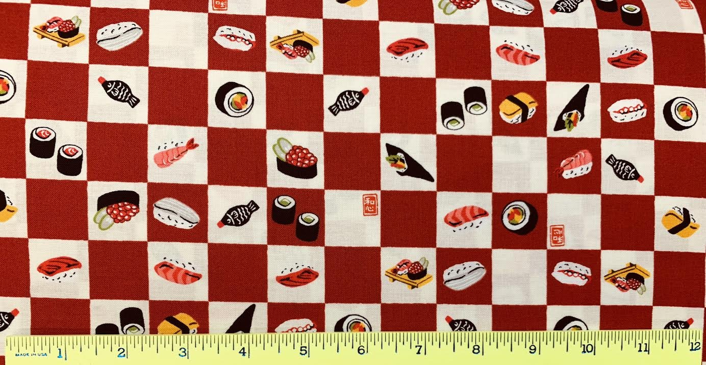 Sushi Blocks