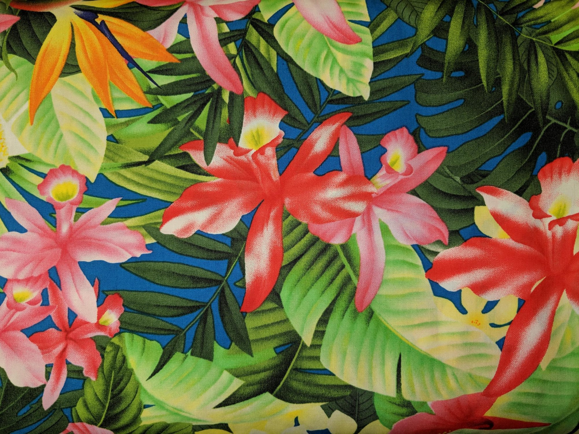 Tropical Floral 4
