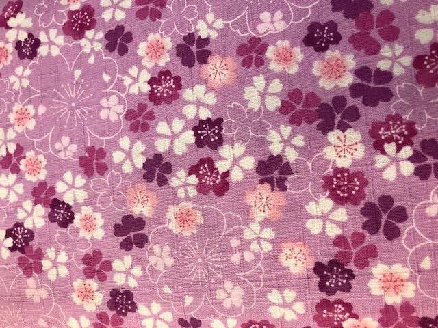sakura bark cloth made in Japan