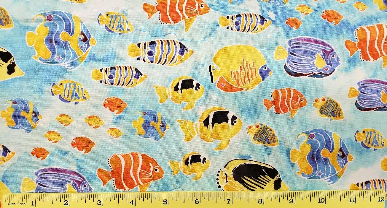 Coral Reef Fish 3