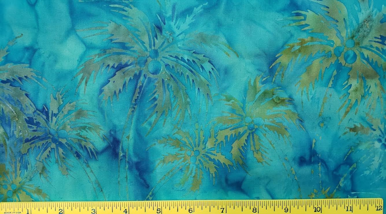 Palm Tree Batik