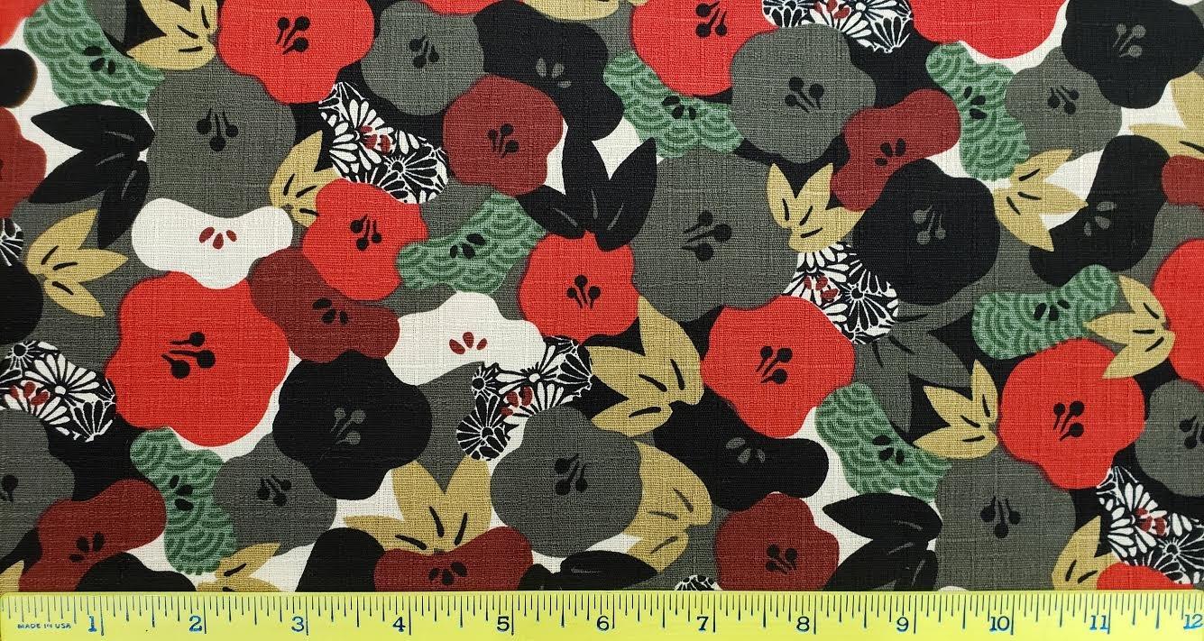 Japanese Floral Print 2
