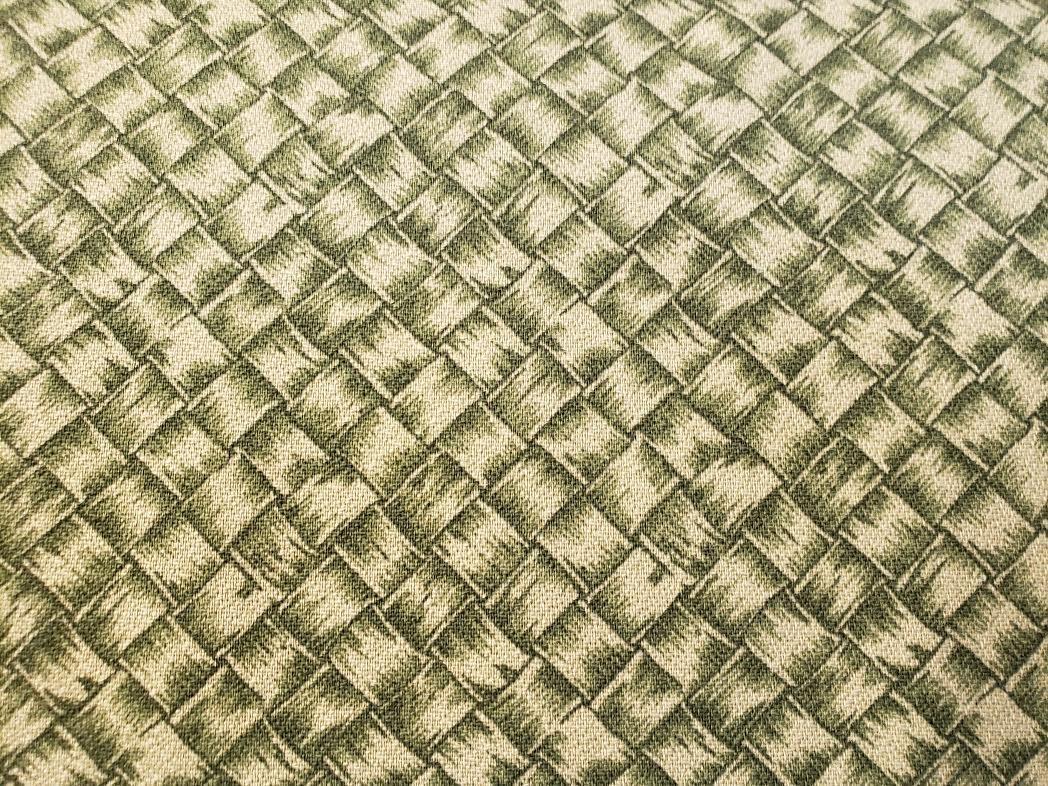 Lauhala Print Upholstery