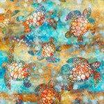 Sea Turtles Blender