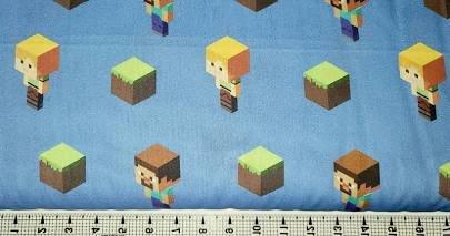 Minecraft Alex and Steve