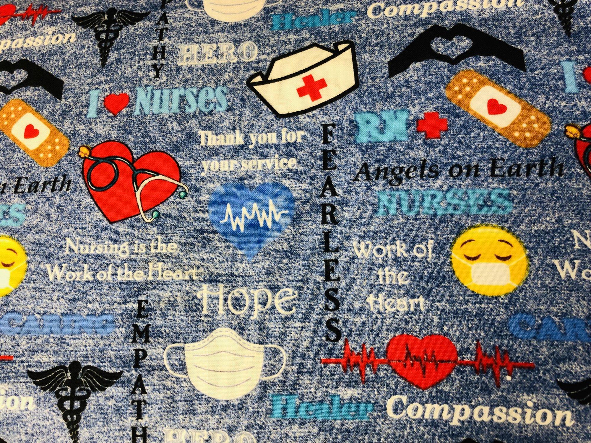 Nurses - Angels on Earth