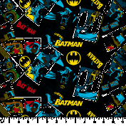 Comic Book Batman