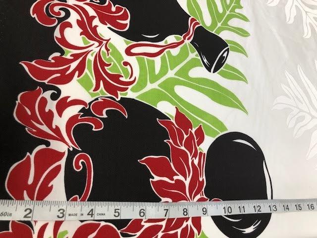 ipu's black and red