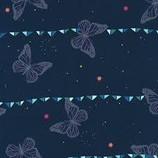 Moonlit Butterflies