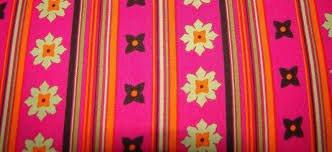 Flowery Stripe