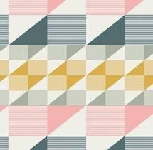 Geometric Patterns in Stripes 2