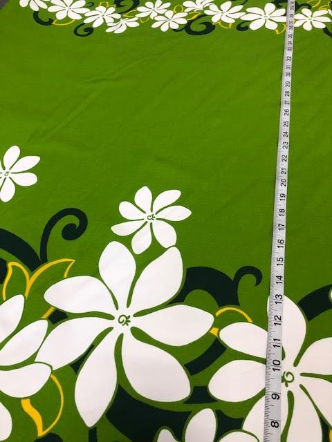 Tiare green
