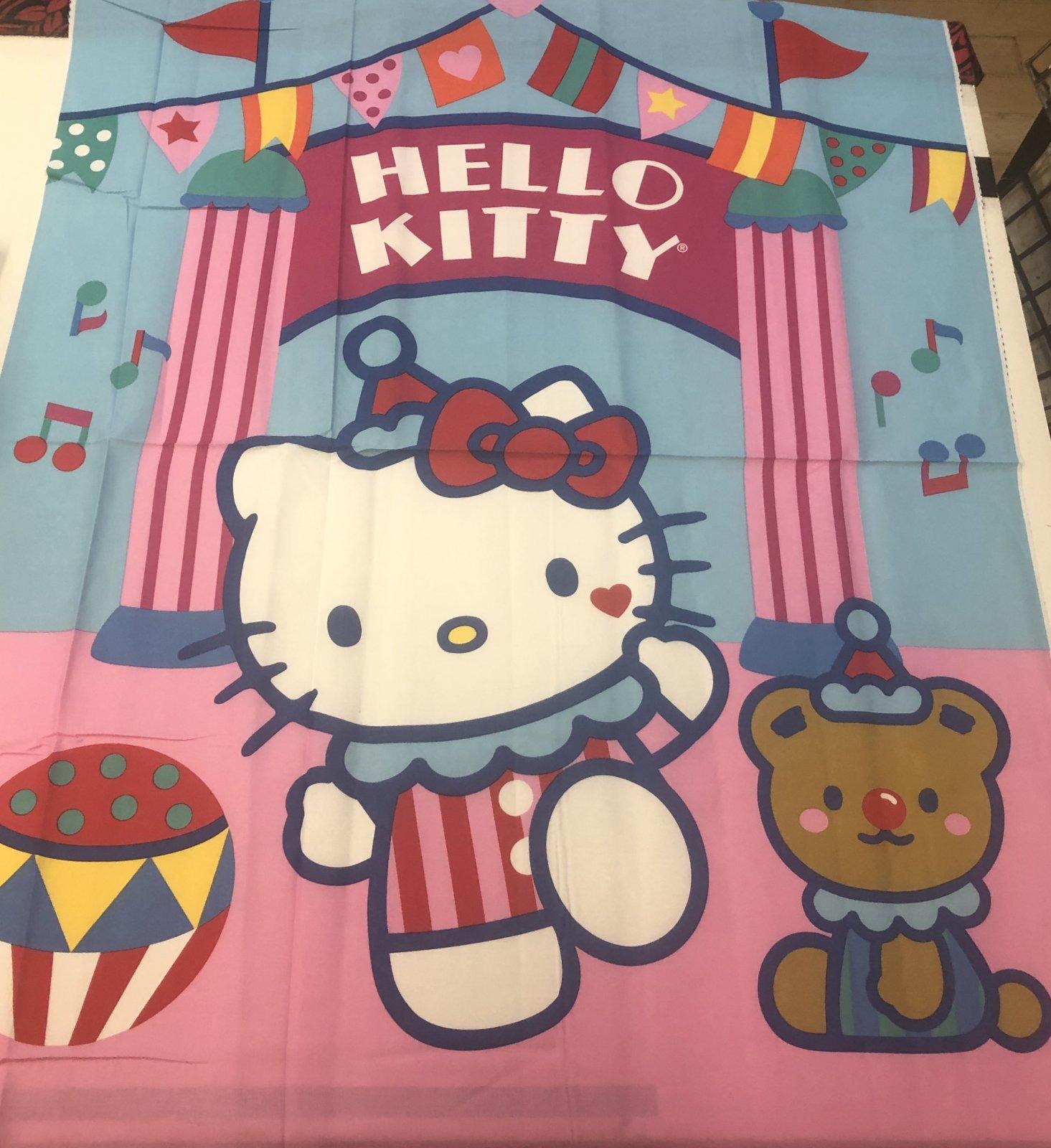 Hello Kitty Big Top Panel