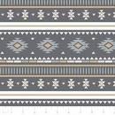 Grey Printed Stripes 2