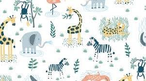 More Jungle Animals