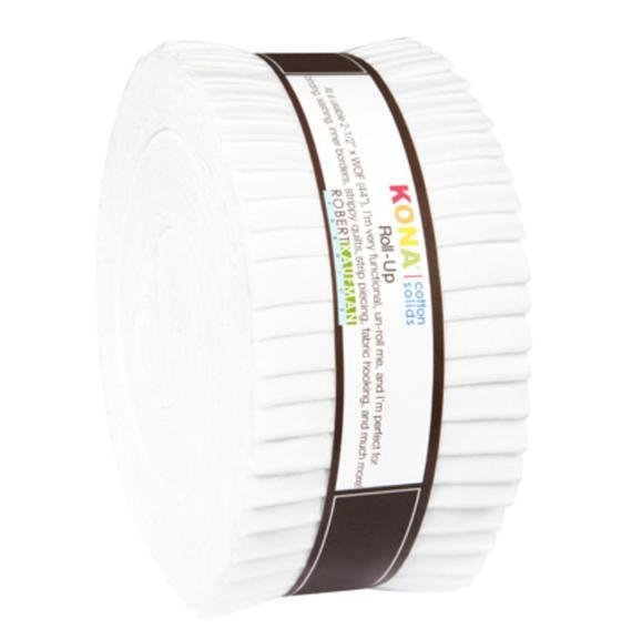 Solid Jelly Rolls - 40 piece