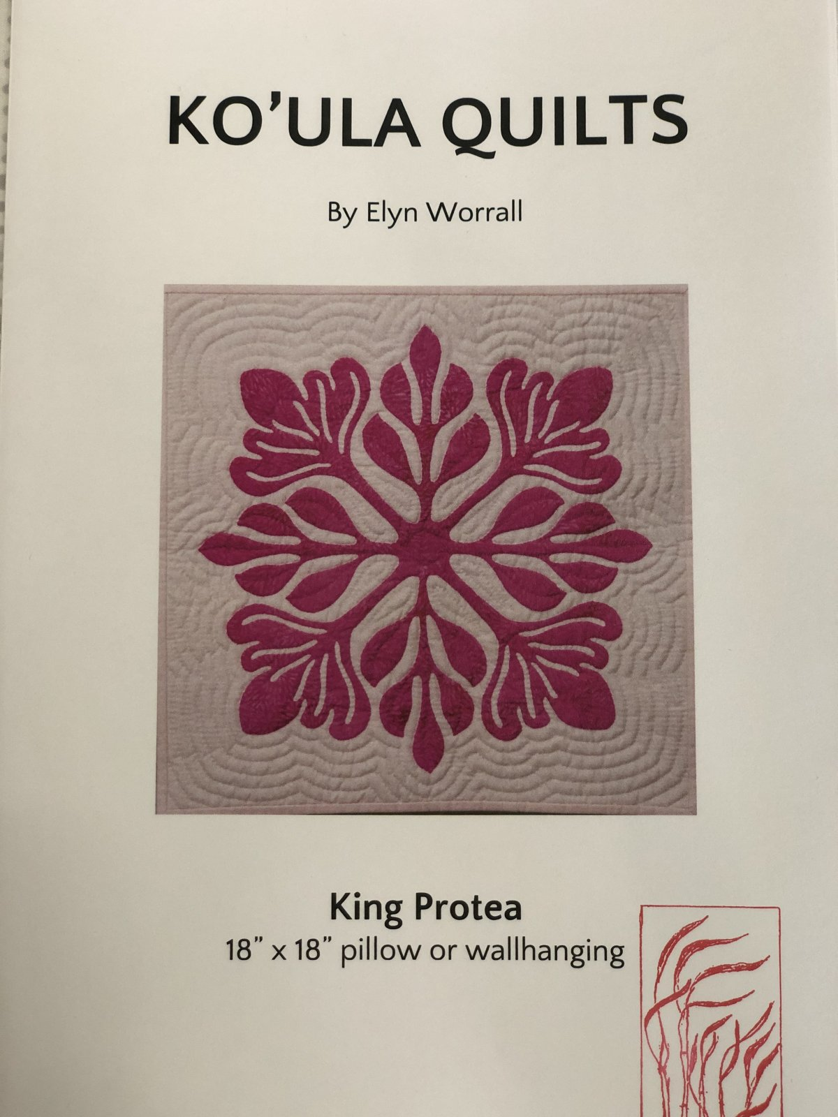 Ko'ula Quilts Patterns