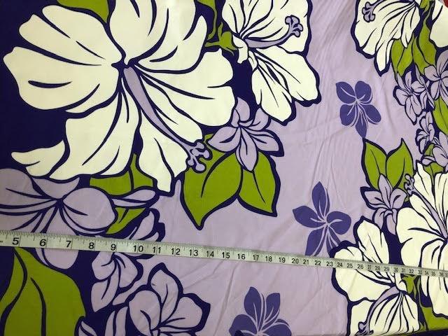 large hibiscus 1 lavender