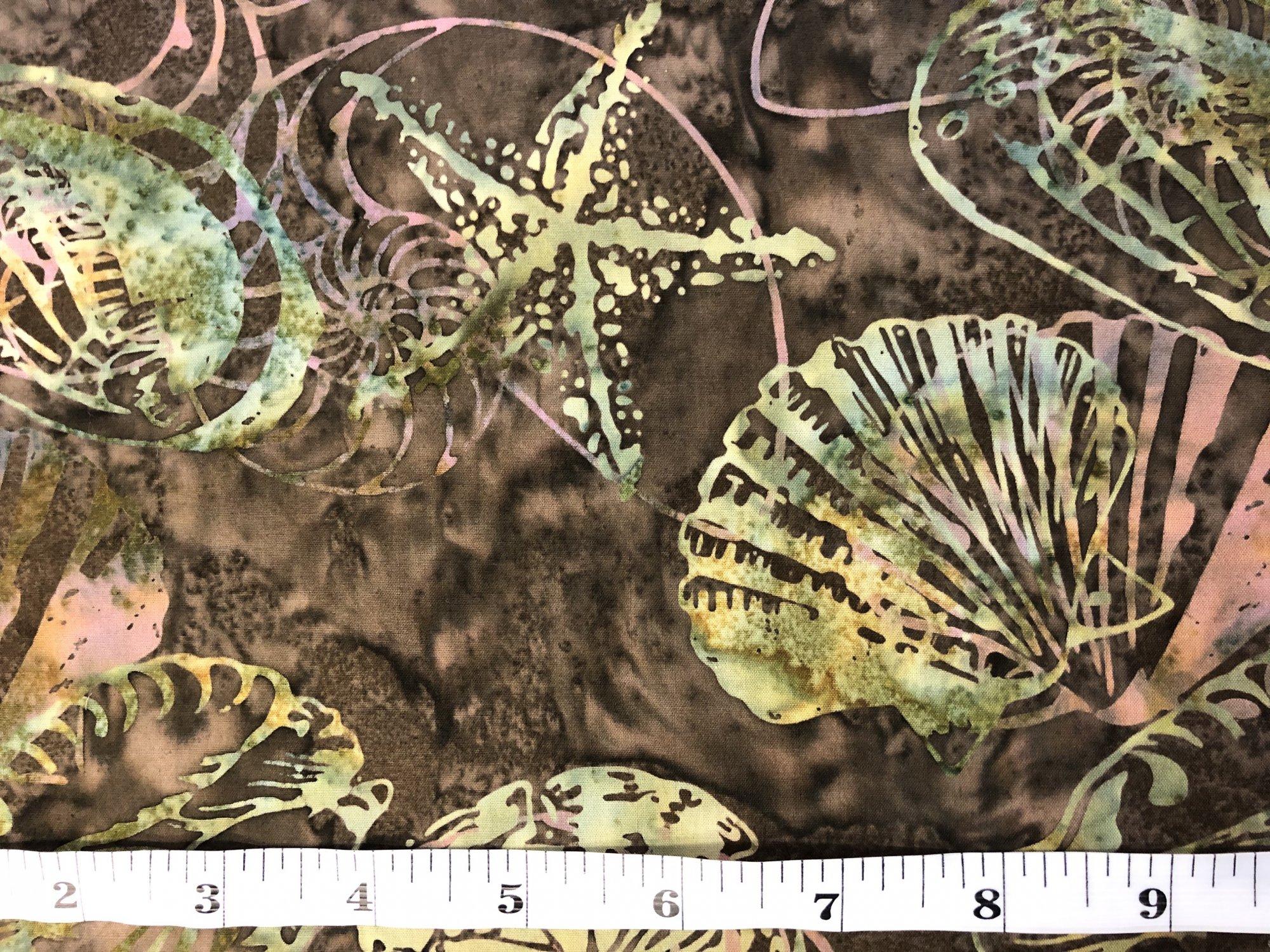 Shells and Starfish - large