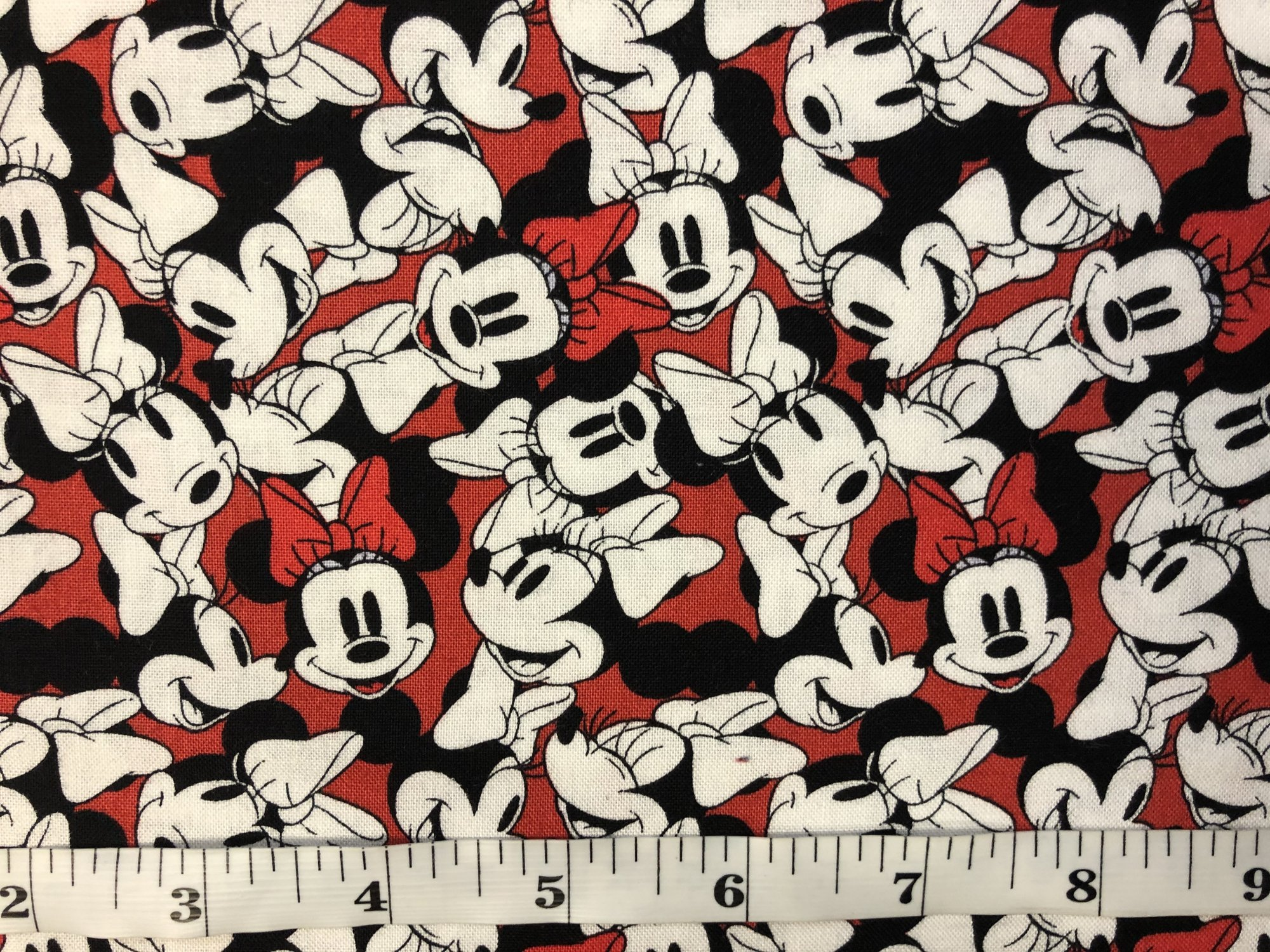 Many Faces of Minnie