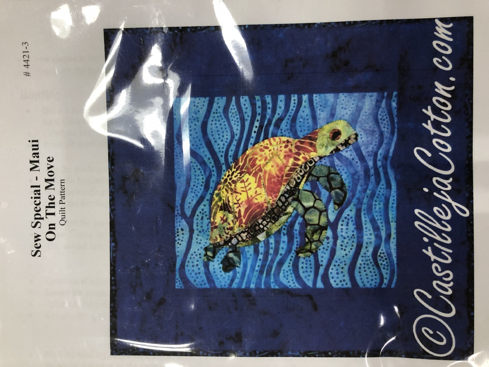 Sew Special - Maui Quilt Patterns
