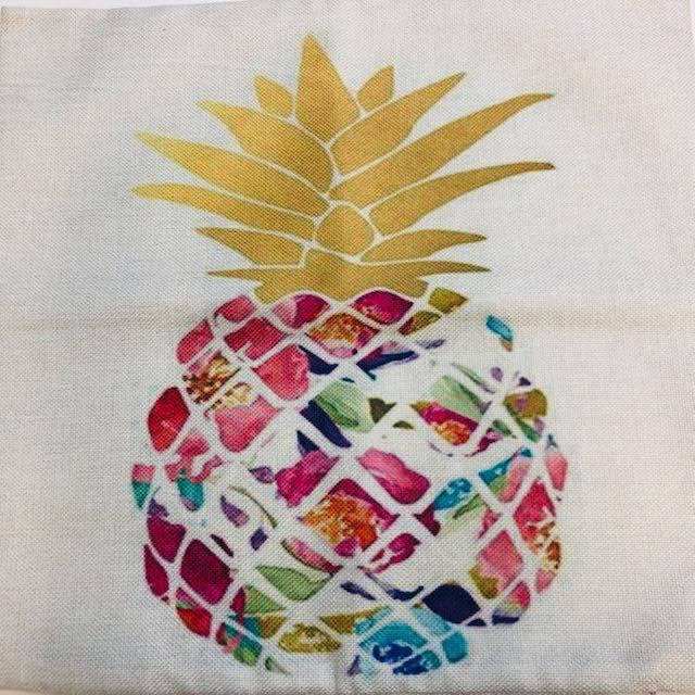 Pillow Covers - printed