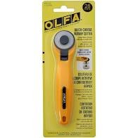 Olfa Quick Change Rotary Cutter - 28mm