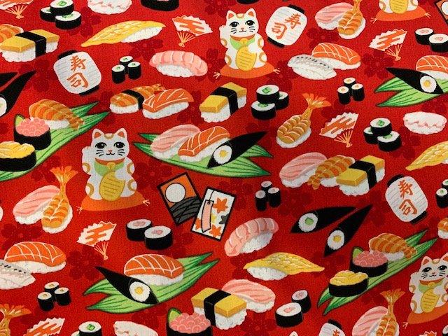 Lucky Cat Sushi Plus