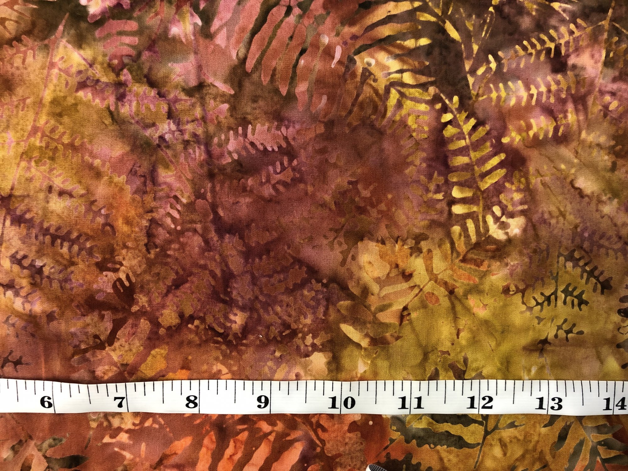 Harvest Ferns