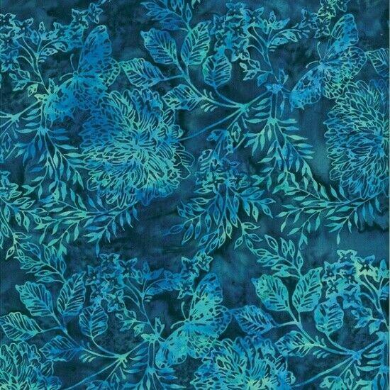 Batik Butterfly Garden
