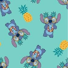 Stitch's Pineapple Party