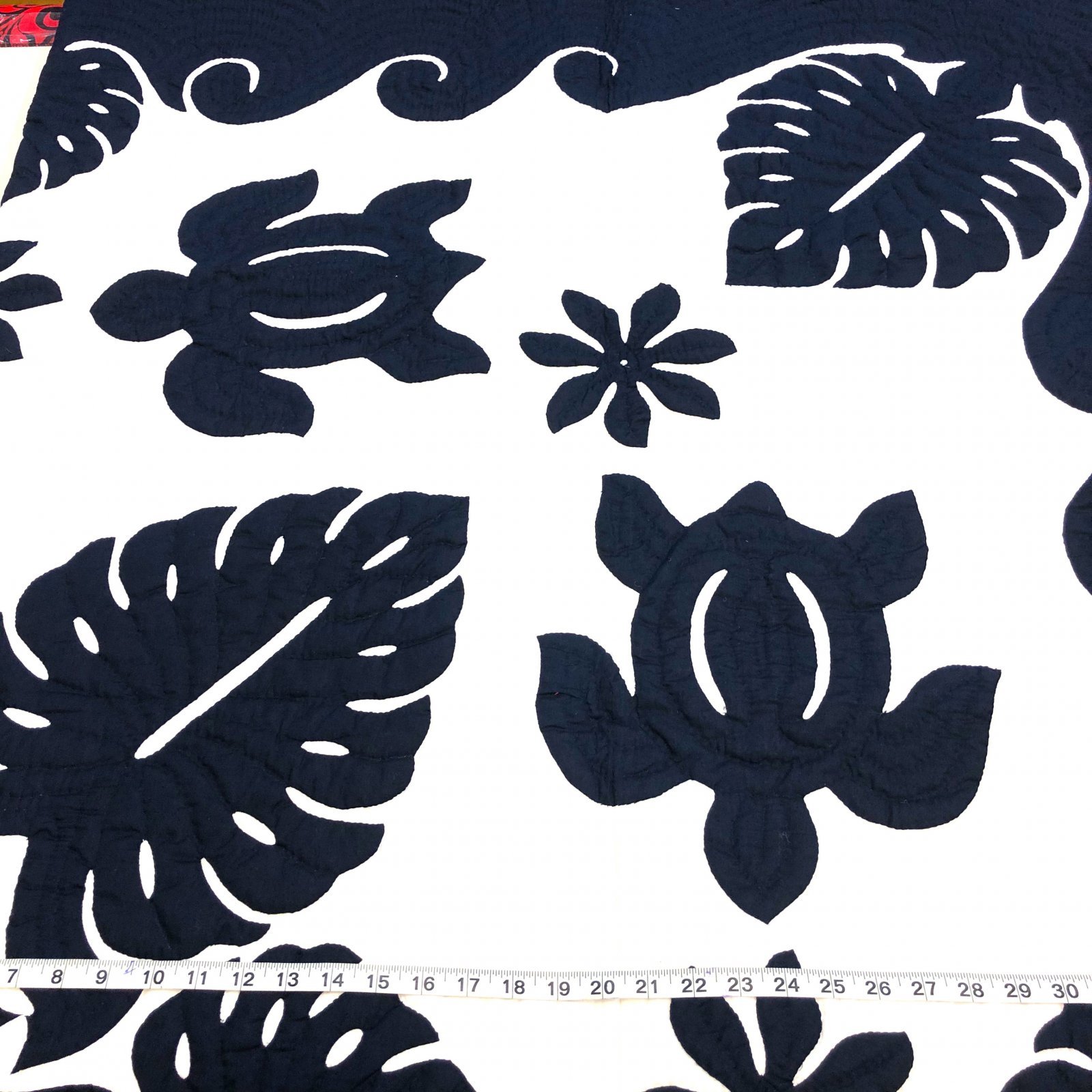 Hawaiian Style Applique Quilts