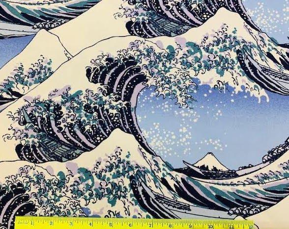 Wave - Japanese
