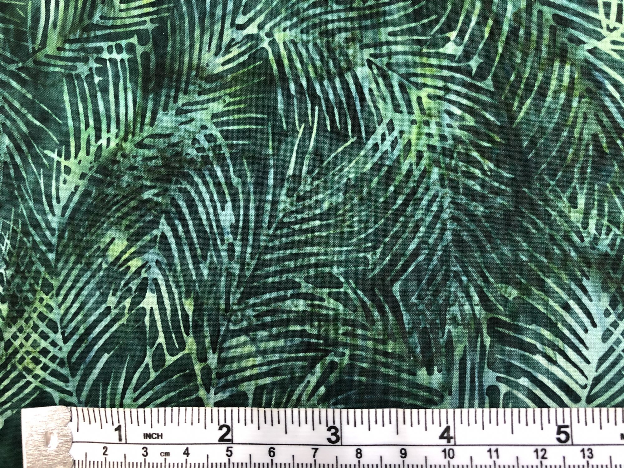 Small Palm Fronds
