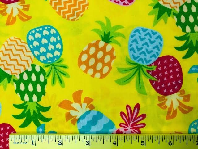 pineapple scattered 4
